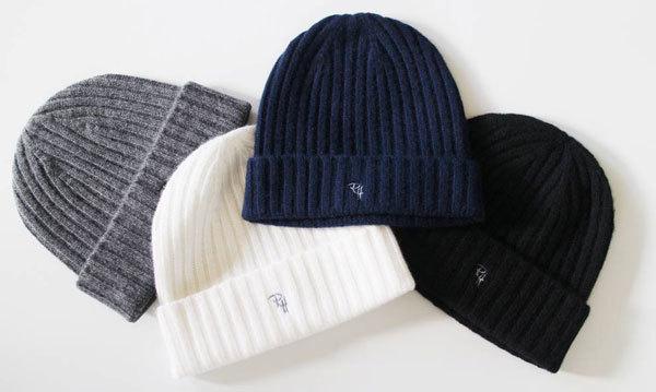 ロンハーマンのニット帽の選び方のコツ